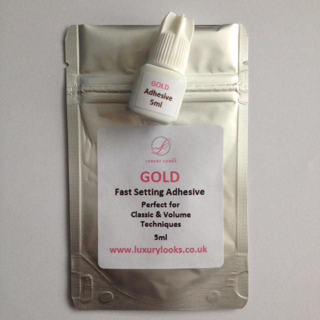 Gold Adhesive