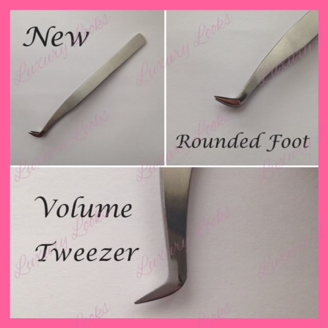 Rounded Foot Volume Tweezer (1)