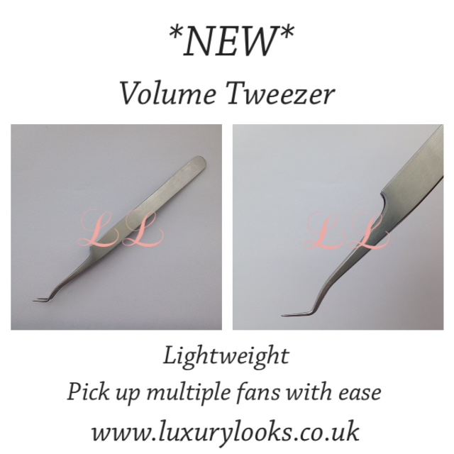 NEW Volume Tweezer